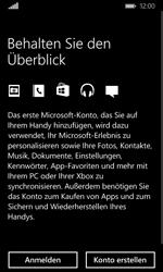 Microsoft Lumia 435 - Apps - Konto anlegen und einrichten - 11 / 25