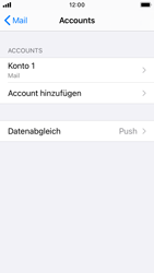 Apple iPhone SE - iOS 14 - E-Mail - Manuelle Konfiguration - Schritt 16