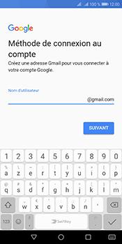 Huawei Y6 (2018) - Applications - Créer un compte - Étape 9