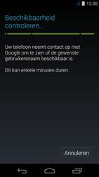 Acer Liquid Jade S - apps - account instellen - stap 10