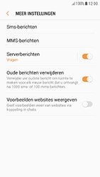 Samsung Galaxy A5 (2017) - Android Nougat - MMS - probleem met ontvangen - Stap 7