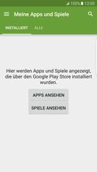 Samsung Galaxy S7 Edge - Apps - Nach App-Updates suchen - Schritt 6