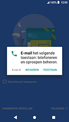 Sony Xperia X Compact (F5321) - Android Oreo - E-mail - Handmatig instellen (outlook) - Stap 13