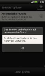 HTC Desire X - Software - Installieren von Software-Updates - Schritt 11