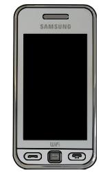 Samsung S5230 Star - SIM-Karte - Einlegen - Schritt 6