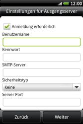 HTC A510e Wildfire S - E-Mail - Konto einrichten - Schritt 12