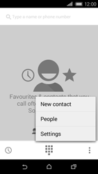 HTC Desire 320 - Voicemail - Manual configuration - Step 6