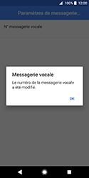 Sony Xperia XZ2 Compact - Messagerie vocale - Configuration manuelle - Étape 11