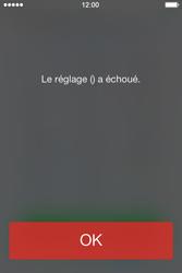 Apple iPhone 4 S iOS 7 - Messagerie vocale - configuration manuelle - Étape 7