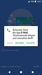 Sony Xperia XA2 - E-Mail - Konto einrichten (outlook) - 13 / 19