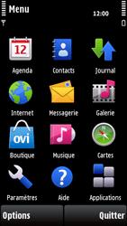 Nokia X6-00 - Internet - configuration manuelle - Étape 4