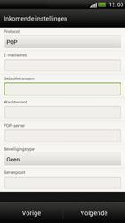 HTC Z520e One S - e-mail - handmatig instellen - stap 10