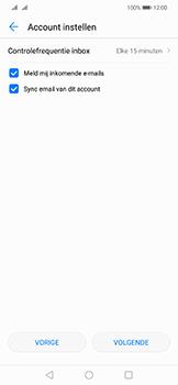 Huawei mate-20-lite-dual-sim-model-sne-lx1 - E-mail - Account instellen (POP3 zonder SMTP-verificatie) - Stap 16