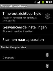 Alcatel OT-903 - Bluetooth - Headset, carkit verbinding - Stap 10
