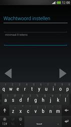 HTC One Mini - Applicaties - Account aanmaken - Stap 11