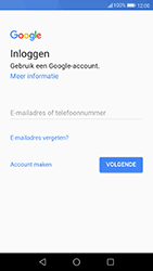 Huawei P10 - Android Oreo - E-mail - Handmatig instellen (gmail) - Stap 8