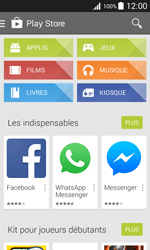 Samsung J100H Galaxy J1 - Applications - Télécharger des applications - Étape 5