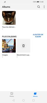 Huawei P Smart 2020 - Photos, vidéos, musique - Envoyer une photo via Bluetooth - Étape 5