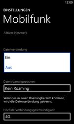 Nokia Lumia 925 - Internet und Datenroaming - Manuelle Konfiguration - Schritt 6