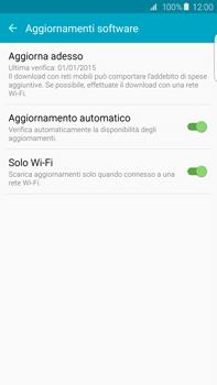 Samsung Galaxy S6 edge+ (G928F) - Software - Installazione degli aggiornamenti software - Fase 7