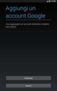 Samsung Galaxy Tab 3 8-0 LTE - Applicazioni - Configurazione del negozio applicazioni - Fase 4