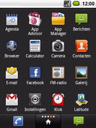 LG P350 Optimus Me - internet - handmatig instellen - stap 3