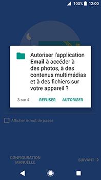 Sony Xperia XA2 Ultra - E-mail - Configuration manuelle (outlook) - Étape 12