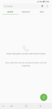 Samsung Galaxy Note9 - Anrufe - Rufumleitungen setzen und löschen - 5 / 14