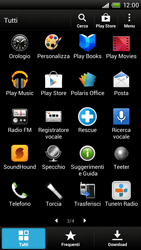 HTC One X Plus - Applicazioni - Configurazione del negozio applicazioni - Fase 4