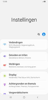 Samsung Galaxy S8+ - Android Pie (SM-G955F) - NFC - NFC activeren - Stap 4