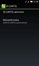 Alcatel OT-4033X Pop C3 - Netzwerk - Netzwerkeinstellungen ändern - Schritt 7
