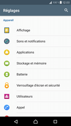 Sony Xperia X Compact - Applications - Comment désinstaller une application - Étape 4