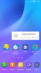 Samsung Samsung Galaxy J3 2016 - Operazioni iniziali - Installazione di widget e applicazioni nella schermata iniziale - Fase 9