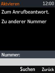 Nokia 3310 - Anrufe - Rufumleitungen setzen und löschen - 9 / 12
