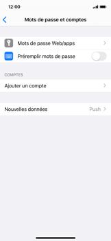 Apple iPhone 11 Pro - E-mails - Ajouter ou modifier un compte e-mail - Étape 4