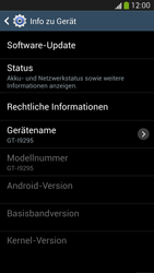Samsung Galaxy S 4 Active - Software - Installieren von Software-Updates - Schritt 7