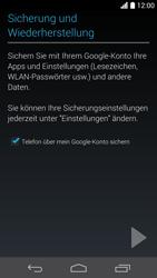 Huawei Ascend P6 LTE - E-Mail - Konto einrichten (gmail) - Schritt 14