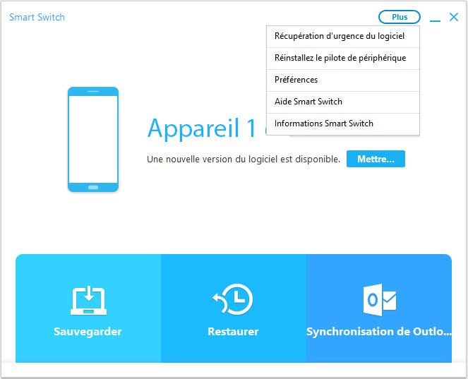 Samsung Galaxy S10 Plus - Aller plus loin - Gérer vos données avec un ordinateur - Étape 4