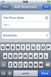 Apple iPhone 4 - Internet - Internet browsing - Step 11