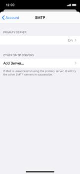 Apple iPhone 11 Pro - E-mail - Manual configuration - Step 20