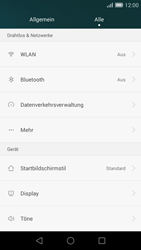 Huawei Ascend G7 - Internet - Apn-Einstellungen - 7 / 27