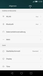 Huawei Ascend G7 - Internet - Manuelle Konfiguration - Schritt 7