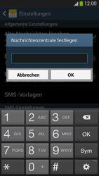 Samsung I9505 Galaxy S4 LTE - SMS - Manuelle Konfiguration - Schritt 7