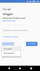 Sony xperia-xa1-g3121-android-oreo - Applicaties - Account aanmaken - Stap 5