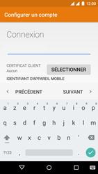 Wiko Rainbow Jam - Dual SIM - E-mail - Configuration manuelle (outlook) - Étape 7