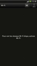 HTC One S - WiFi - Configuration du WiFi - Étape 6