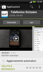 HTC One SV - Applicazioni - Installazione delle applicazioni - Fase 9