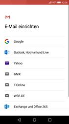 Huawei P10 - Android Oreo - E-Mail - Konto einrichten (gmail) - Schritt 7