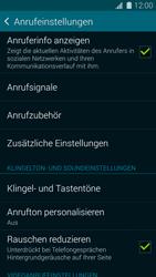 Samsung G900F Galaxy S5 - Anrufe - Rufumleitungen setzen und löschen - Schritt 5