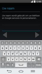 LG D620 G2 mini - Applicaties - Account aanmaken - Stap 6
